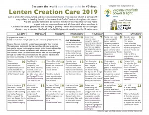 2019 VA Lenten Creation Care Calendar v2_Page_1