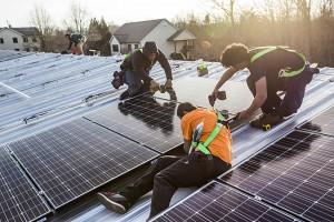 Yogaville Solar Array 2