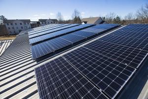 Yogaville Solar Array