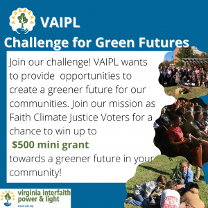 Challenge for Green Futures